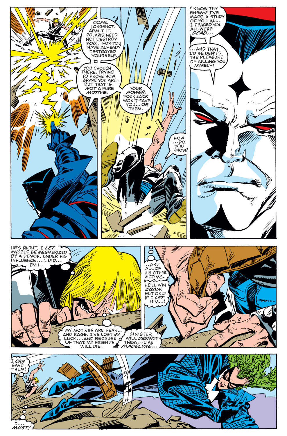 Read online X-Factor (1986) comic -  Issue #39 - 3