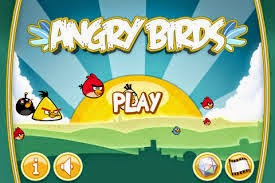 game Angry Birds cho dien thoai 2014