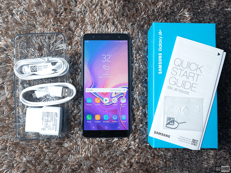 Samsung Galaxy J6+ (2018) Review - Worth the PHP 9,990 price tag?