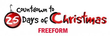 my thoughts on new freeform 25 days of christmas movie no sleep til christmas