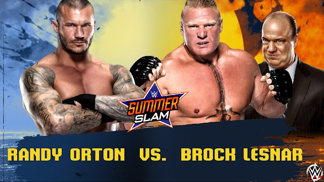 Brock Lesnar Vs Randy Orton, SummerSlam 2016, SummerSlam 2016 News, WWE SummerSlam 2016, WWE SummerSlam News,