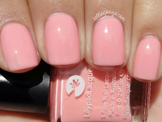 Lilypad Lacquer Peachface