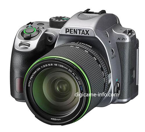 pentax K-70 18-135