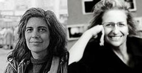 Susan Sontag Y Annie Leibovitz
