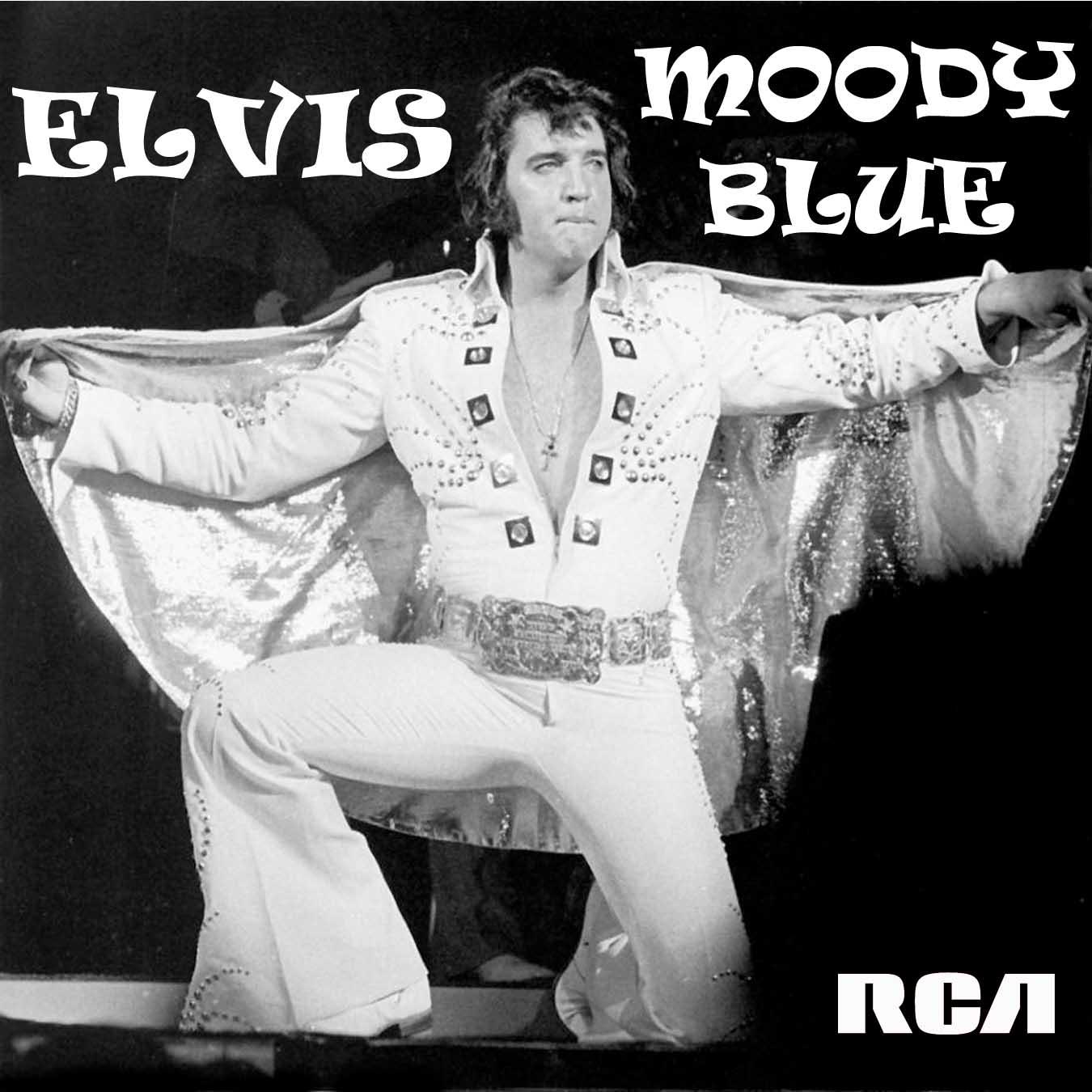 Curtis Wells: Elvis Presley's Last Album Cover