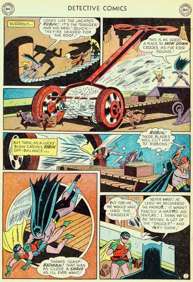 Read online Detective Comics (1937) comic -  Issue #174 - 9
