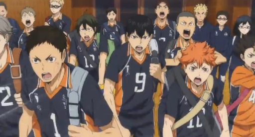 Download Anime Haikyuu!! S3 Episode 1 Subtitle Indonesia