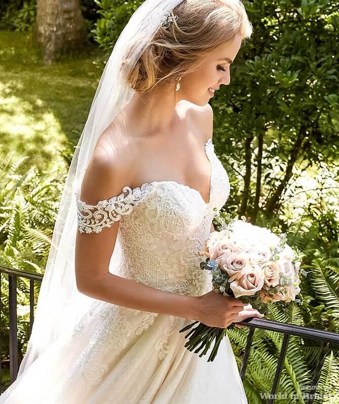 Martina Liana Spring 2018 Bridal Collection