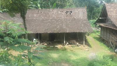 A house in Salatiga, Tegalrejo