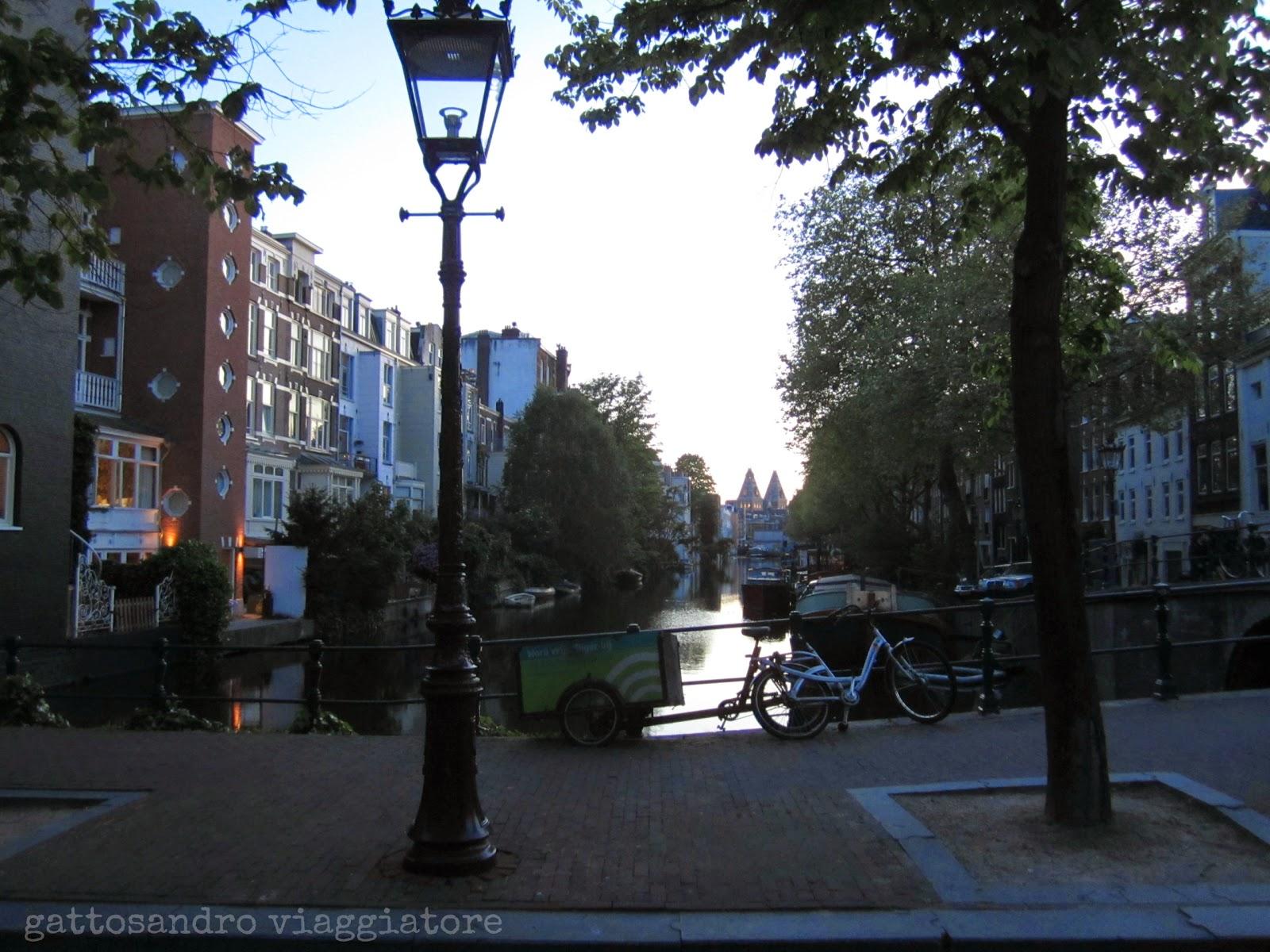 Case illuminate Amsterdam
