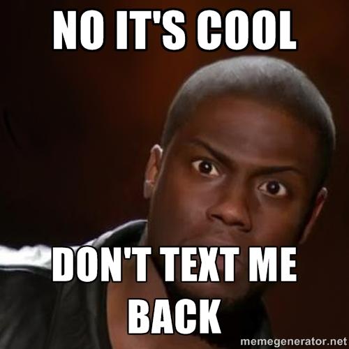 Image result for texting meme