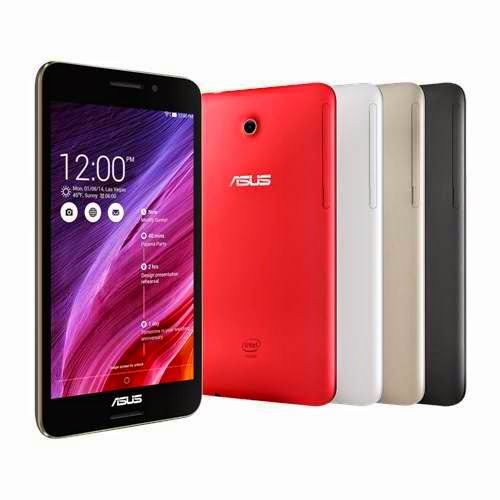 ASUS Fonepad 8 features 8-inch display, 4-bit Intel® Atom™ processor, Android 4.4 Kitkat OS
