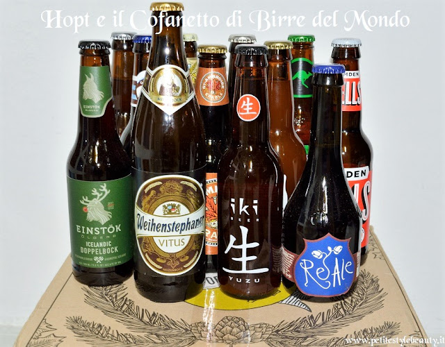 Vuoi stupire il tuo lui con un regalo super originale? Chi non ama la birra? Fagli provare le Birre del Mondo! Gusti inediti per un cofanetto tutto da condividere. #hopt #birredelmondo #confezionebirre #birredaprovare #idearegalo #regalinatale #birreeuropee #birreinternazionali #regaloperlui #provagustibirra #beerychristmas #birreartigianalionline #calendarioavventooriginale #regalooriginale