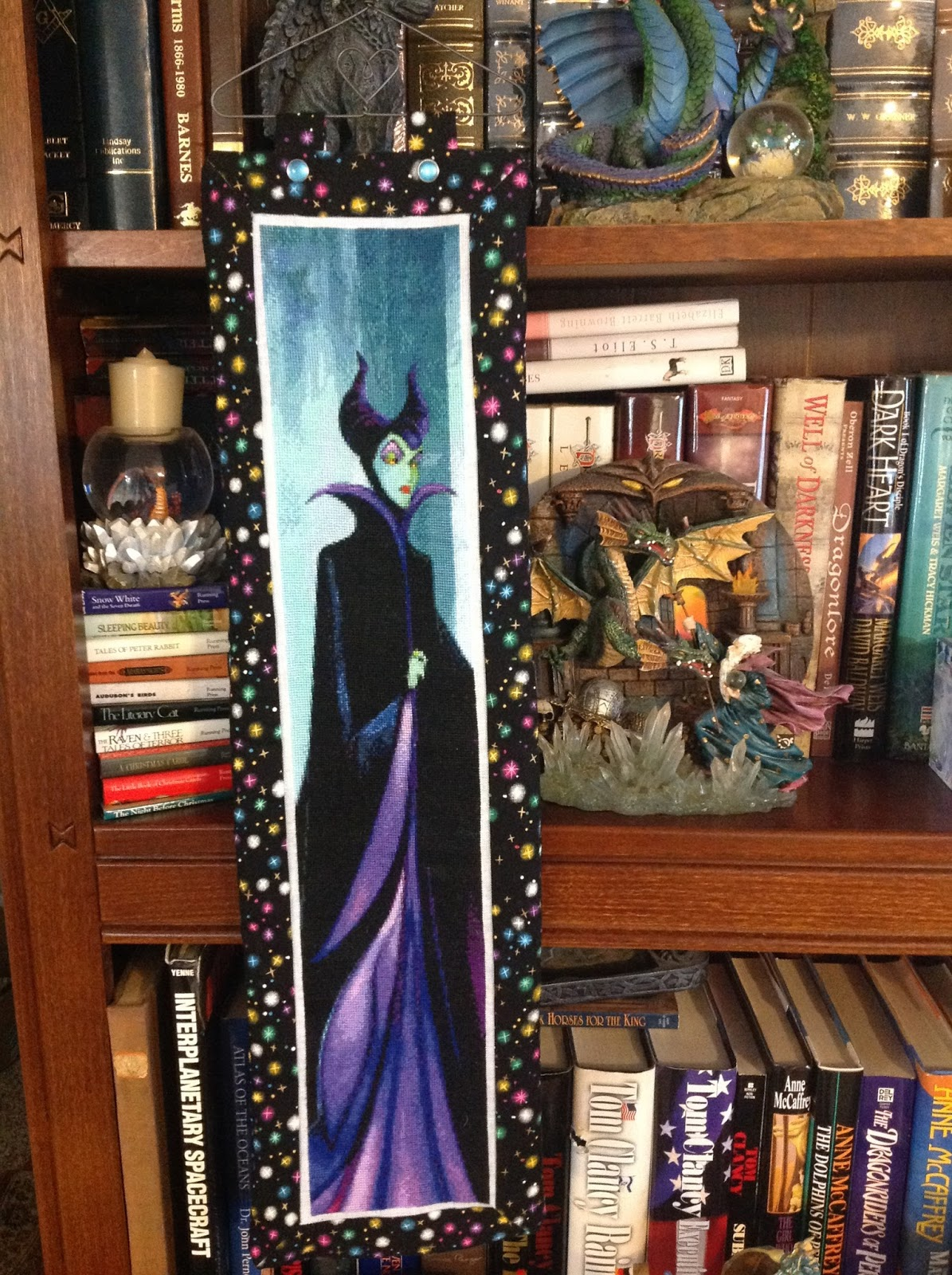 The Happy Stitcher: HAED finishes