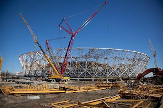 Stadion Piala Dunia 2018 Volgograd Arena
