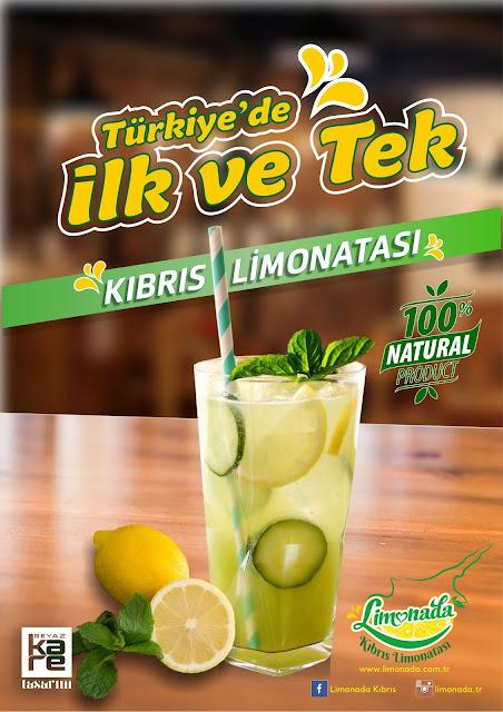 limonata flyer tasarımı kıbrıs