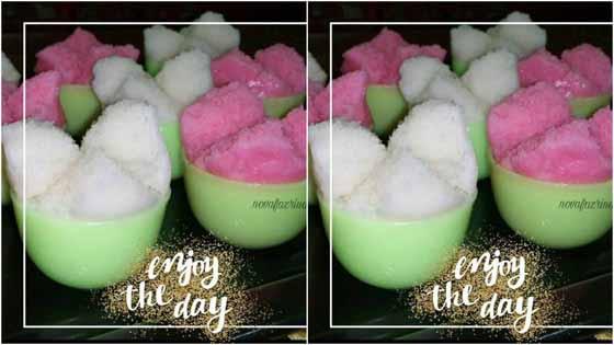 Resep Membuat Kue Apem/Kue Mangkok Praktis dan Ngakak