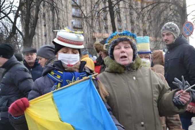 """В Сети появился """"новый гимн"""" Украины"""