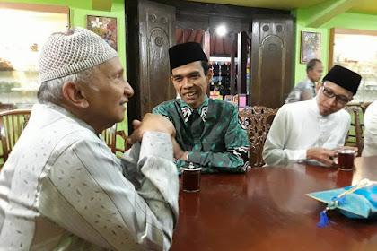 Nasehat Mendalam dan Berkesan Bapak Amien Rais Bagi Ustadz Abdul Somad