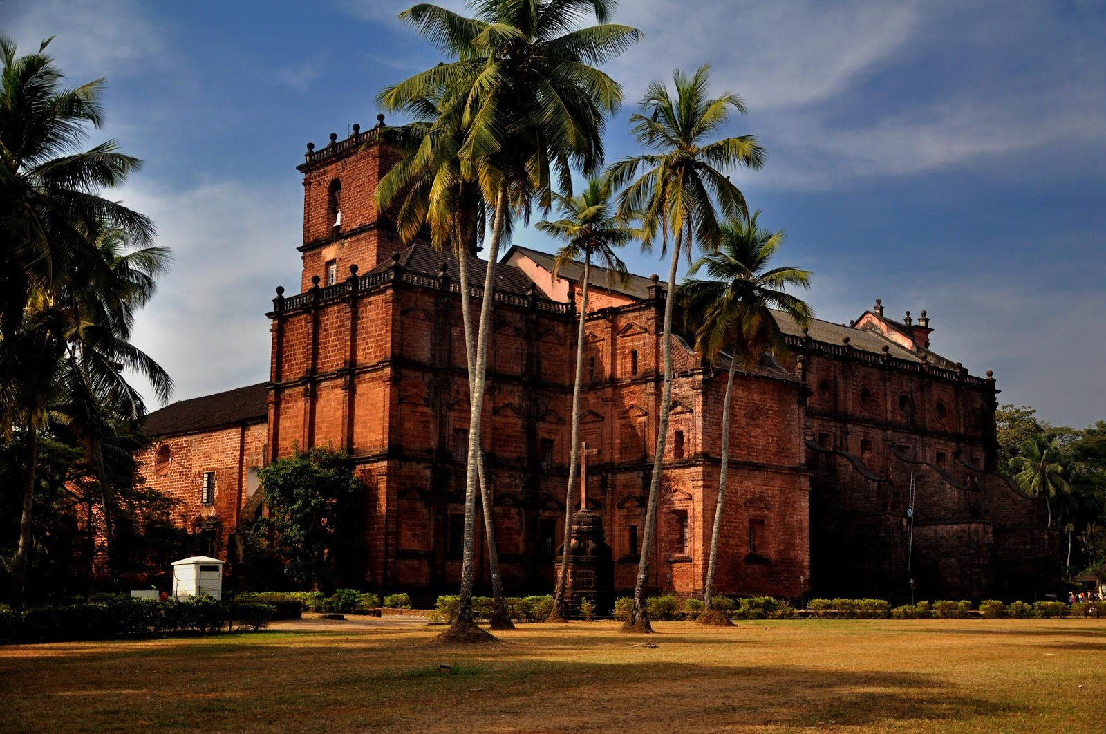 The Basilica of Bom Jesus in Goa not limited to Any Religion 1