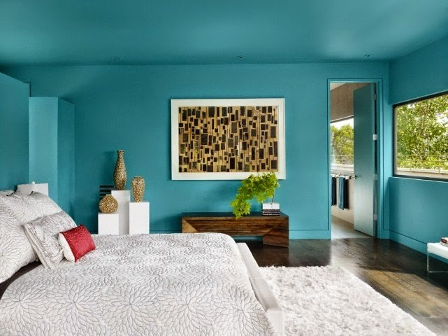Wall Paint Ideas for Bedrooms