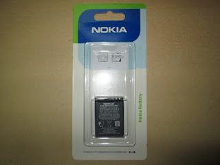 Baterai Nokia BL-4B Original Kapasitas 700mAh