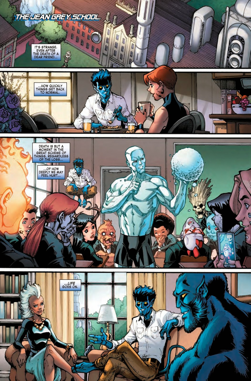 X-Men and the Jean Grey School