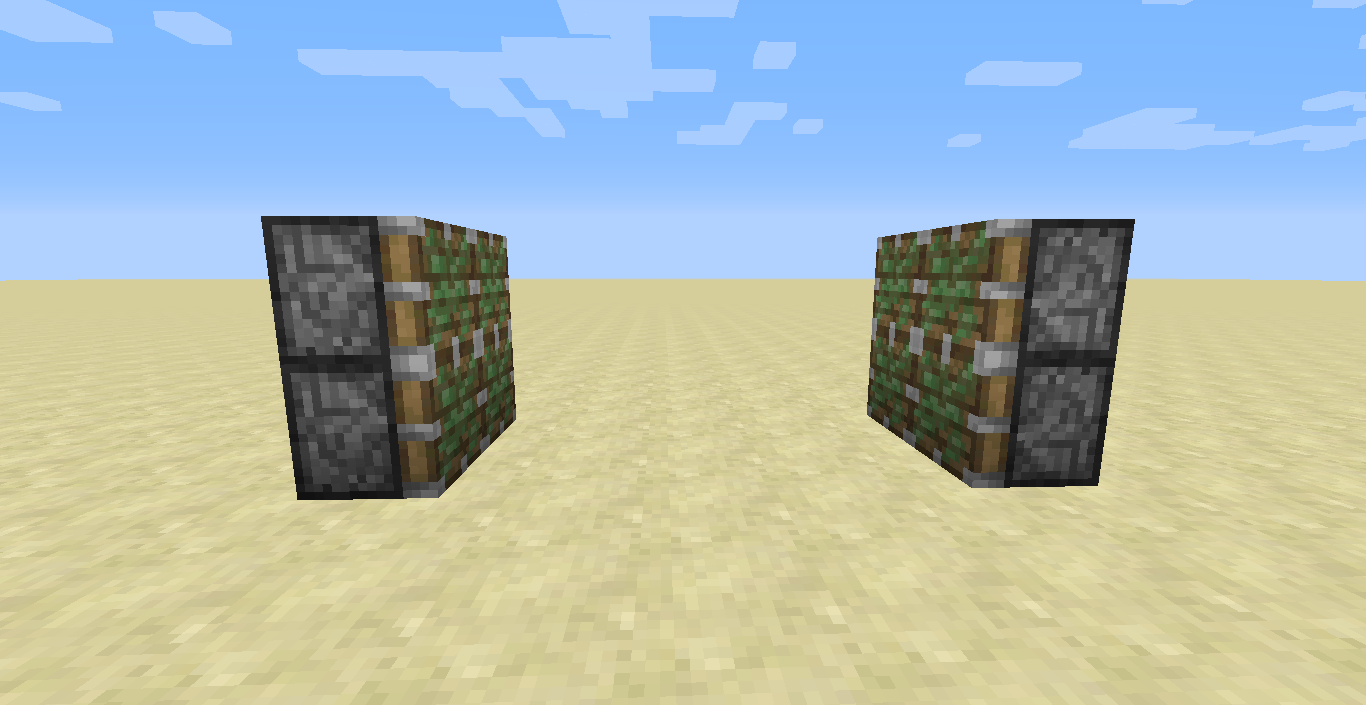 Jc S Techno Blog Minecraft Classic Jeb Door
