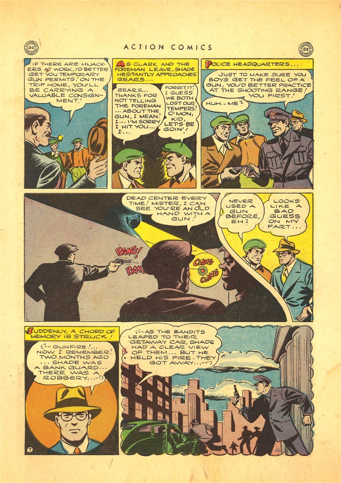 Read online Action Comics (1938) comic -  Issue #87 - 8