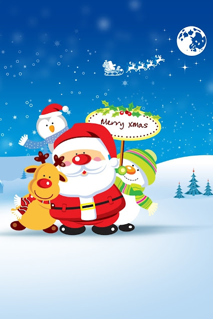 Christmas Wallpapers for iPhone - 2