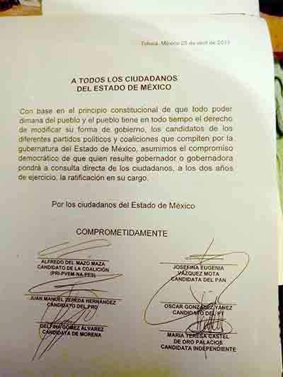 Firmas, documentos, office