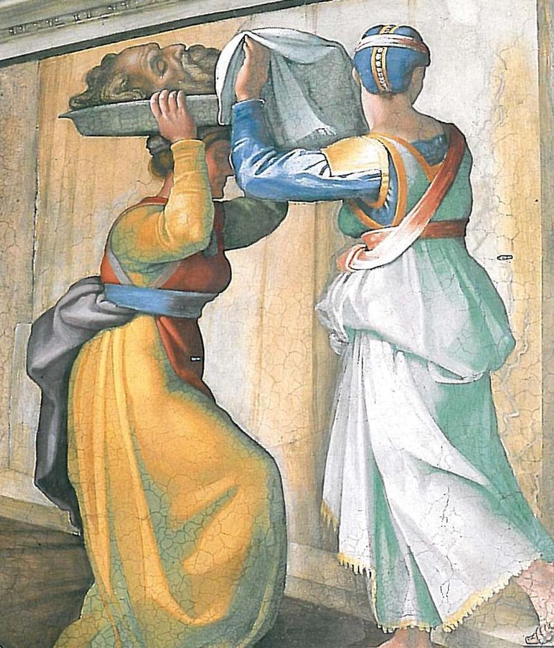 Michelangelo Buonarroti 1475-1564 | Judith und Holofernes