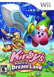 Kirby's Return to Dream Land (BR) [ Wii ]
