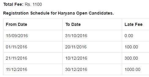image : HBSE HOS Online Schedule 2016-17 @ Haryana Education News