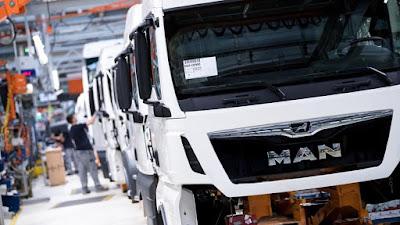 Volkswagen tem que pagar aos acionistas da MAN mais de 300 milhões de euros