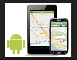google map android tutorial