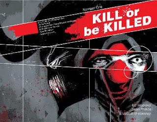 Kill or Be Killed #1 - Aja