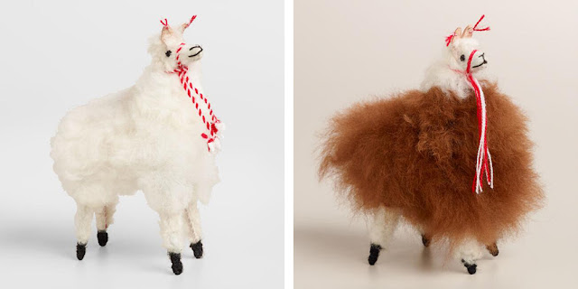 Southern Mom Loves: Even The Holidays Are Better With Llamas