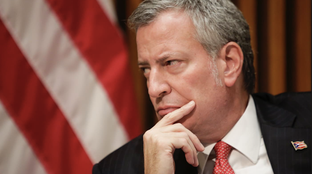 Mayor Bill de Blasio pitches retirement fund for private-sector workers