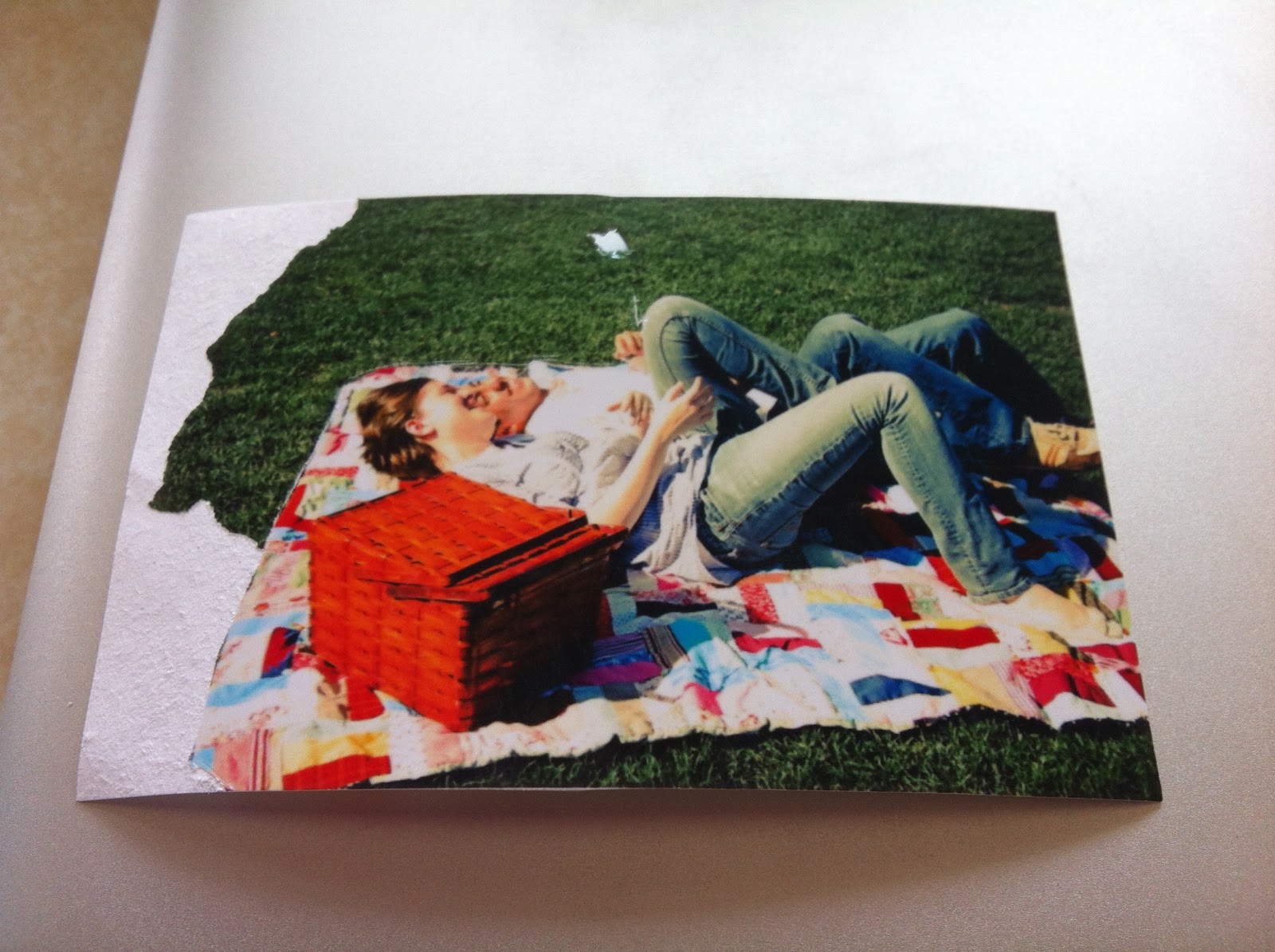 Elementary Art Photograph Cut Outs