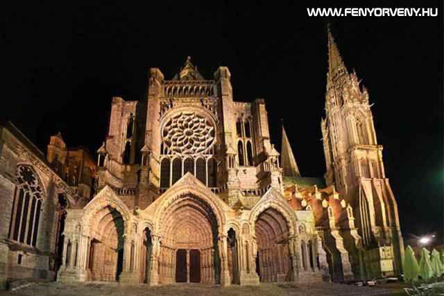 A Chartres-i-katedrális