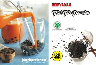 Jual Bubuk Minuman Kiloan Murah Aneka Rasa di Jakarta