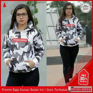RRC063S52 Sweater Grey Hodie Supreme Full Print Grey BMGShop