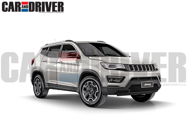 The Jeep Patriot And Comp Are Set To Be Replaced By A New Mid Size Crossover This Year Commonly Referred As C Suv It Reportedly Has Its