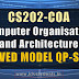 CS202 COA Solved Model Question Paper-Set2