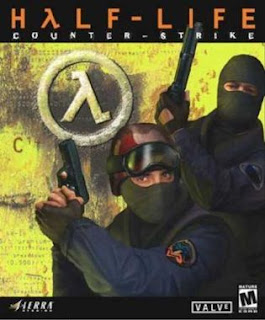 La jaquette de Counter-Strike