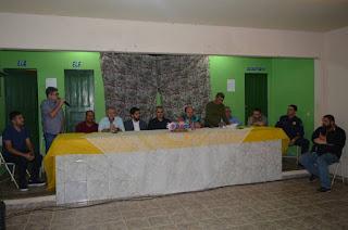 Amprasc promove reunião com a Administração Municipal