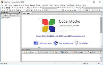 3# Menulis Code C++ Bahasa Programan C++