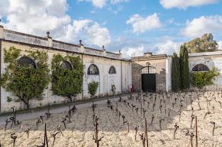 Wine cellar in Jerez de la Frontera