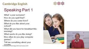 pet speaking part 1 questions pdf